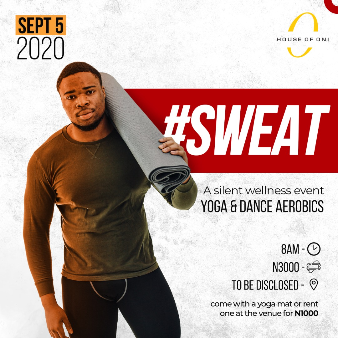 #SWEAT – September Edition