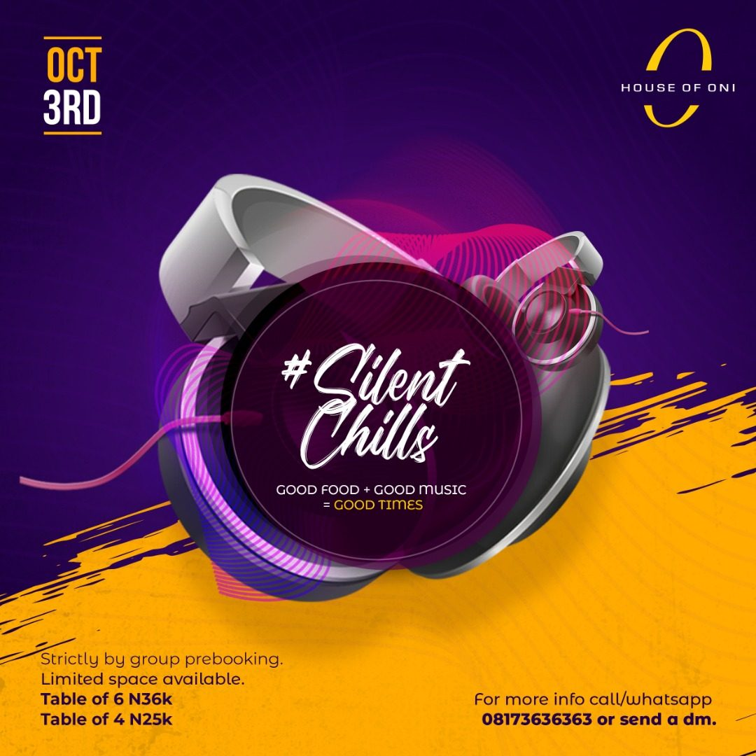 #SilentChills by House of oni on Oct 3rd in VI