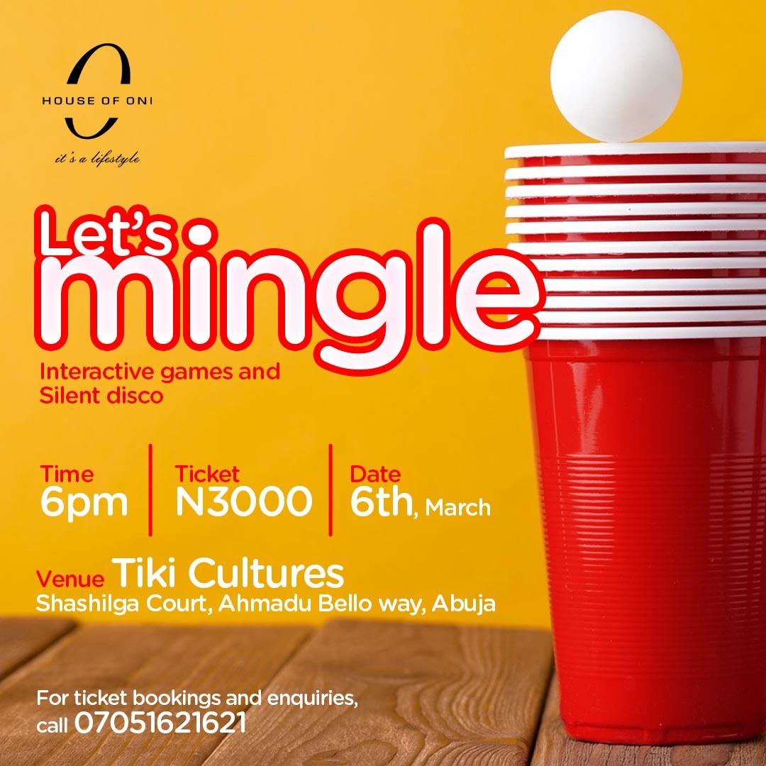 HOO Lets MIngle Abuja